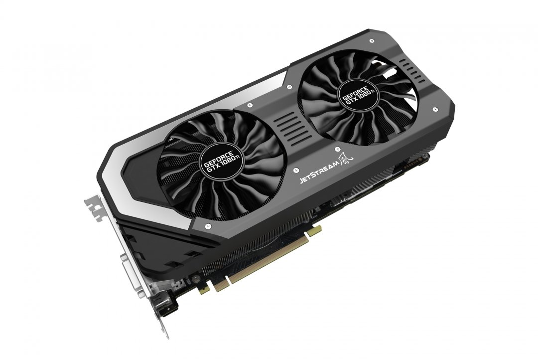 Palit GTX 1080 Ti (Super) JetStream