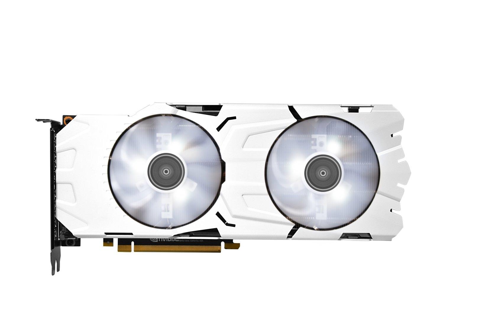 KFA2 GTX 1080 Ti EXOC White