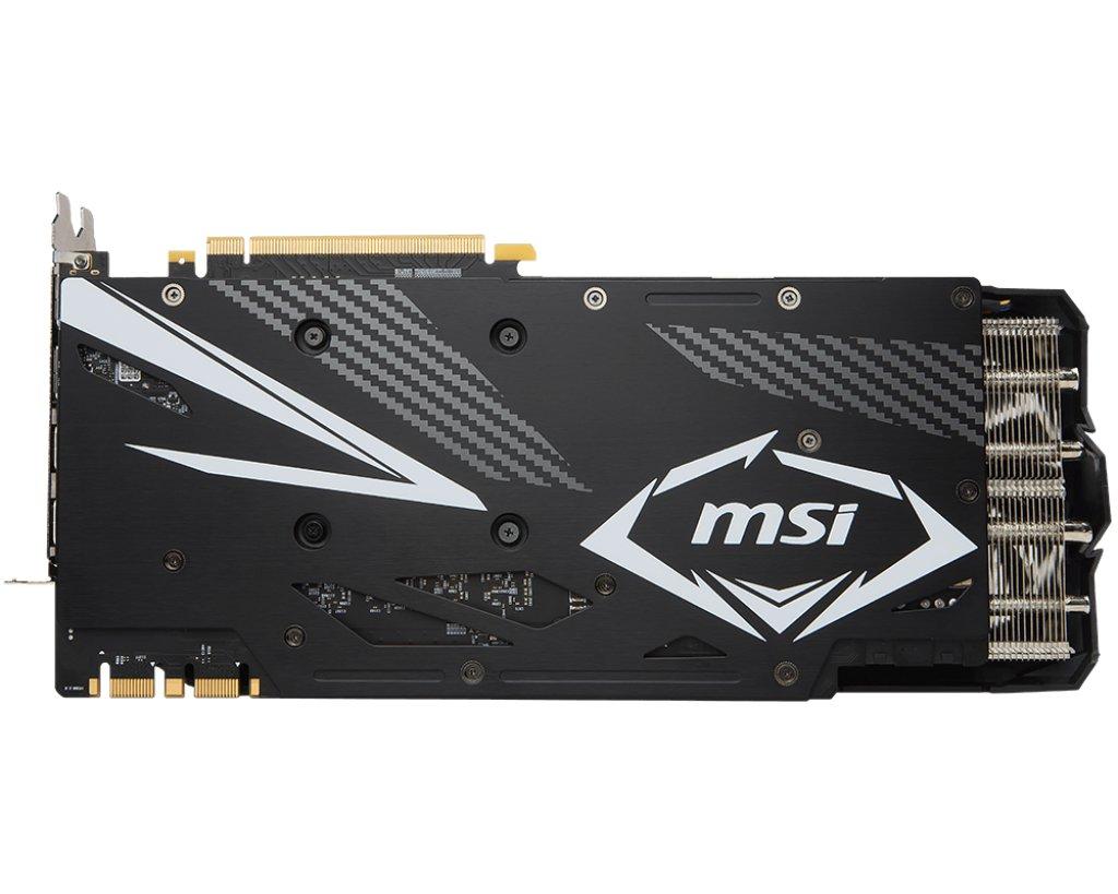 MSI GTX 1080 Ti Duke 11G OC