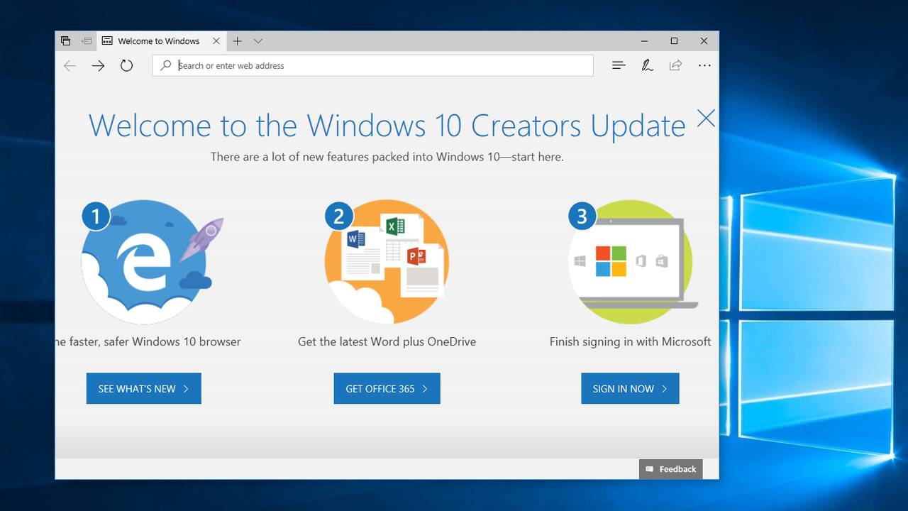 Download: Windows 10 Creators Update ab sofort verfügbar