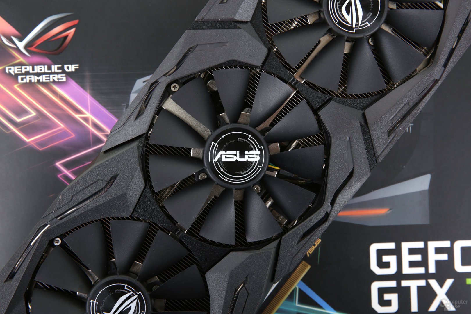 Die Asus GeForce GTX 1080 Ti Strix OC Edition im Test