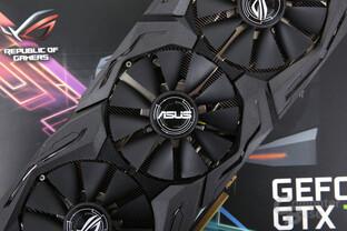 Die Asus GeForce GTX 1080 Ti Strix OC Edition im Test