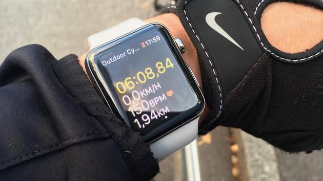 Smartwatches: Apple Watch soll LTE-fähig werden