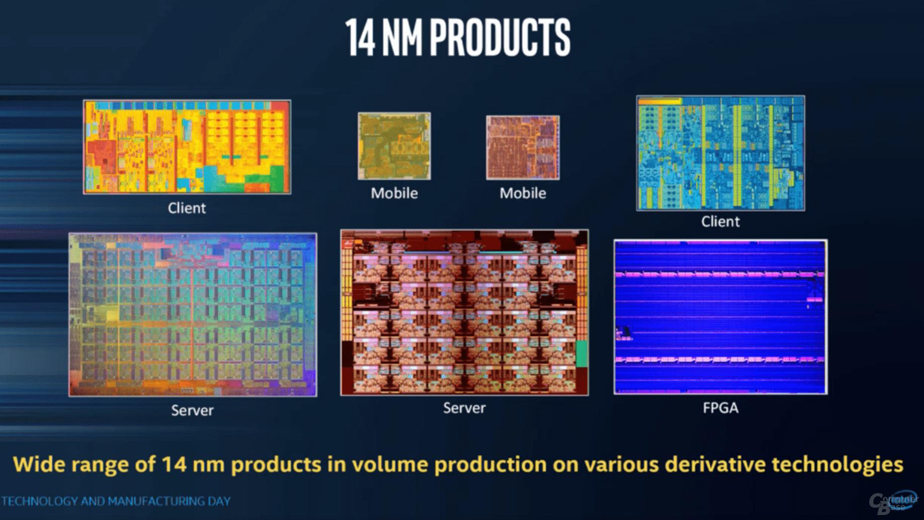 14-nm-CPUs – inklusive Skylake-SP mit 28 Kernen
