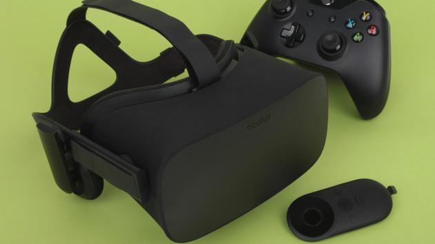 Ein Jahr Oculus Rift: Rabatte auf Spiele zum Jubiläum