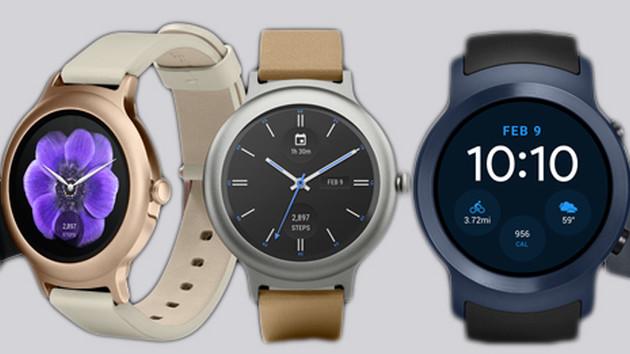 Android Wear 2.0: Zum Start zunächst nur für 3 Smartwatch-Modelle
