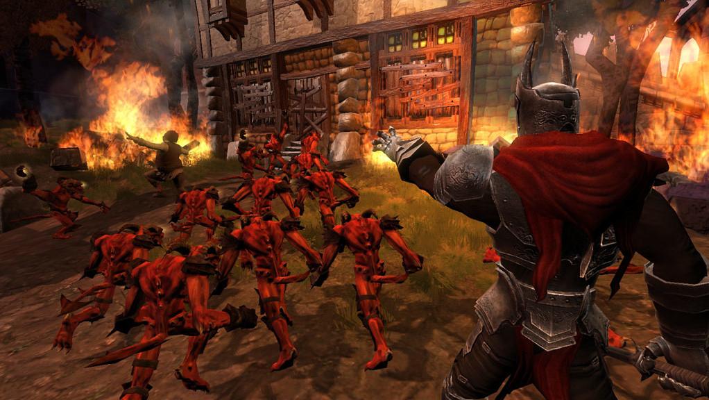Aktion: Spieleklassiker Overlord kostenlos bei Codemasters