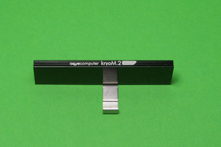 Aqua Computer kryoM.2 micro: Mit Kühlrippen für größere Oberfläche