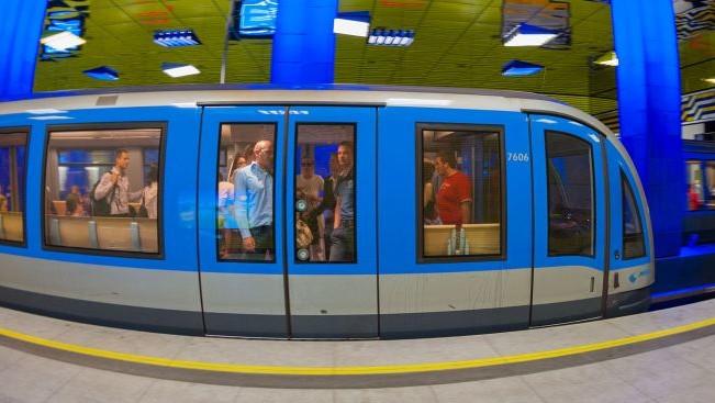 Münchener U-Bahn: LTE-Netz auf gesamter Strecke mit 50 Mbit/s fertiggestellt