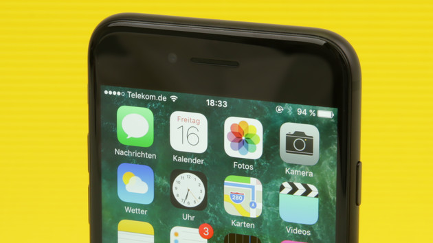Apple: iPhone soll True-Tone-Display erhalten