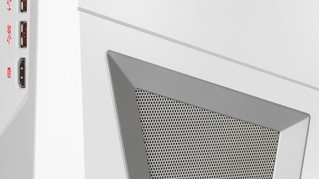 MSI Trident 3 Arctic: Konsolen-PC wird weiß und bekommt GTX 1070