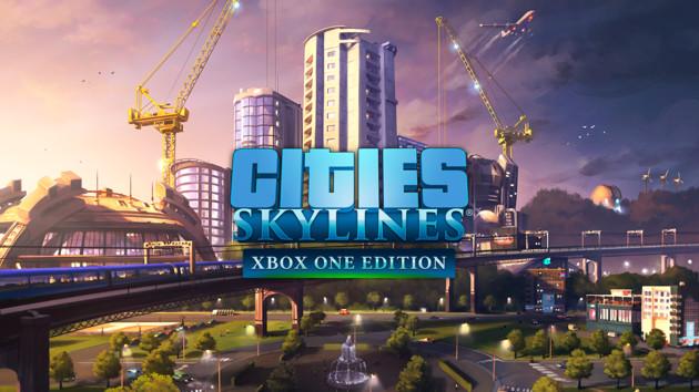 Cities: Skylines: Städtebausimulation kommt auf die Xbox One
