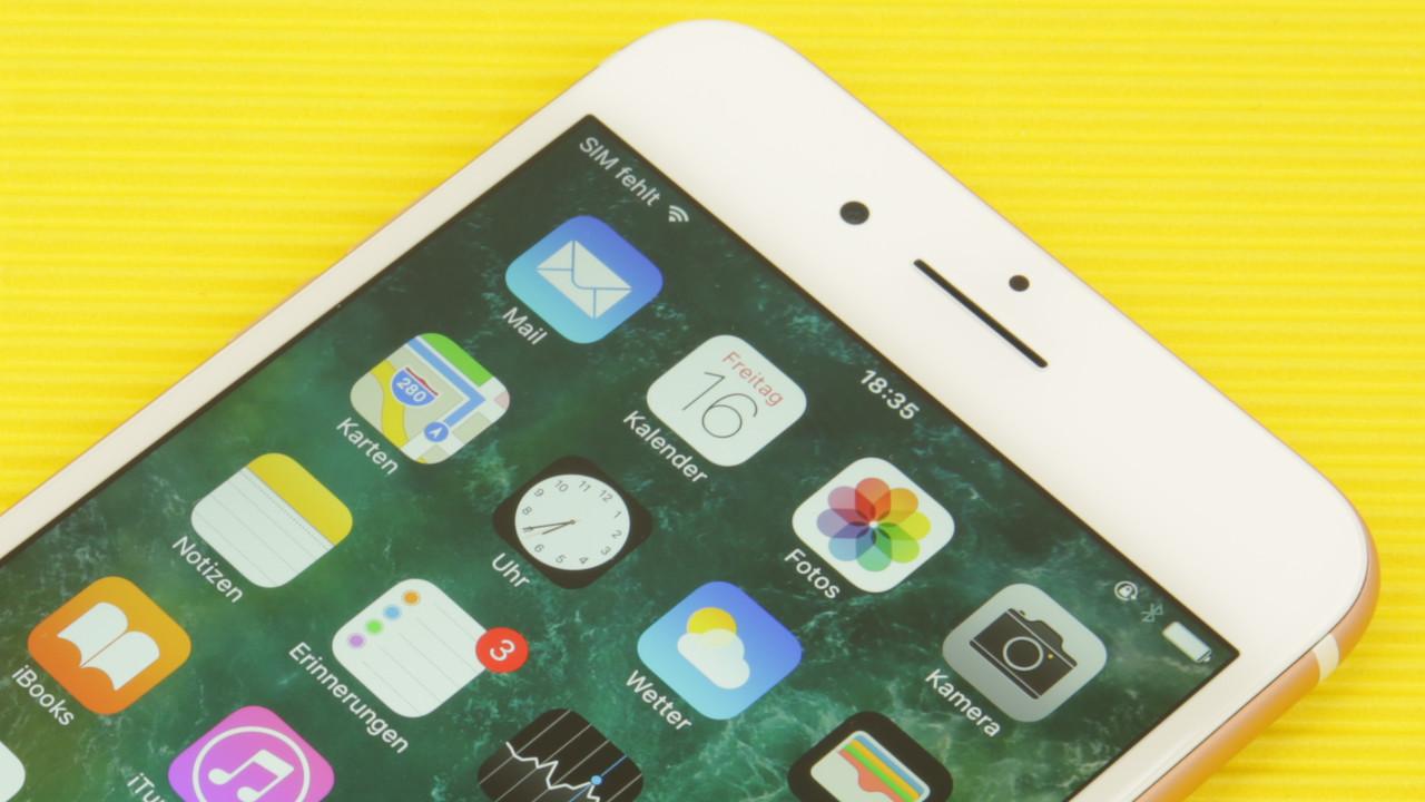 Samsung: 70 Millionen OLED-Displays für das iPhone8