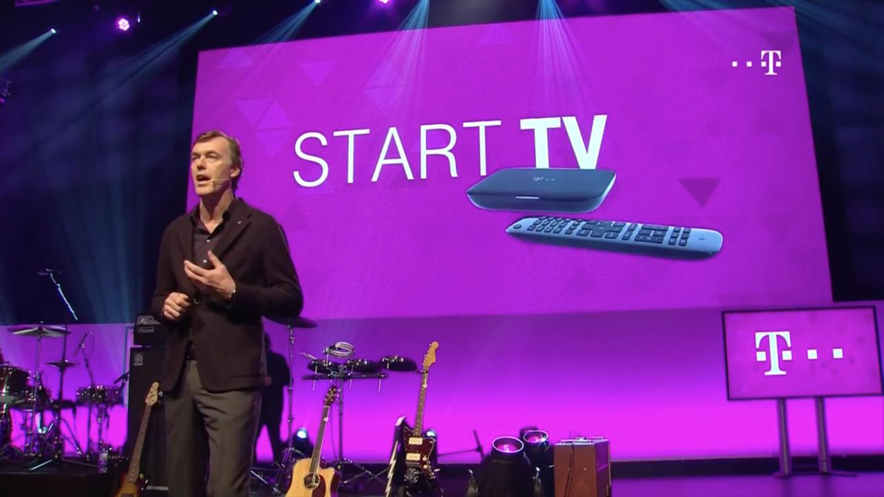 Telekom StartTV: Klassisch lineares Fernsehen für 5 Euro im Monat