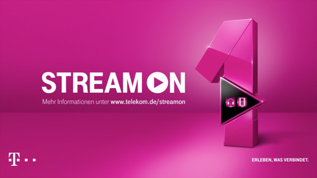 Telekom StreamOn: YouTube, Netflix, Apple Music oder Amazon endlos streamen