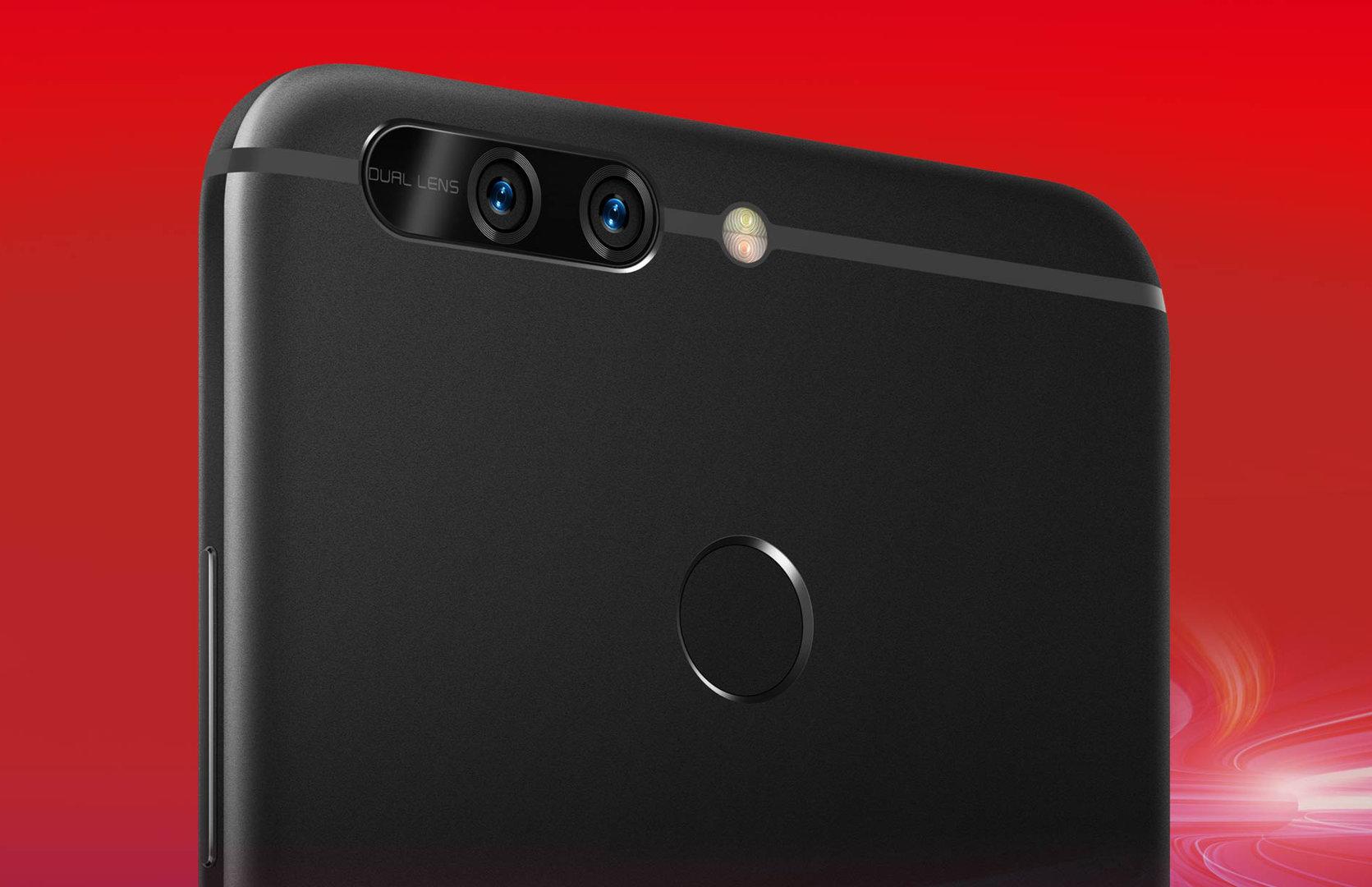 Honor 8 Pro: Dual-Kamera mit zwei Mal 12 Megapixel