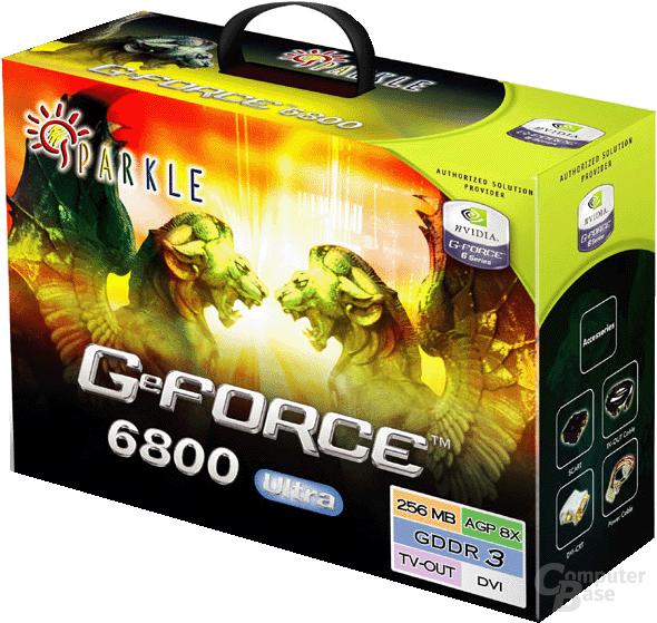 SP-AG40UPT - GeForce 6800 Ultra