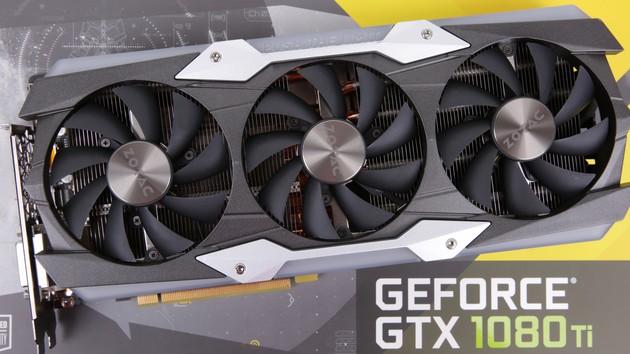 Zotac GeForce GTX 1080 Ti im Test: AMP! Extreme für 1.949MHz in jedem Spiel ab Werk