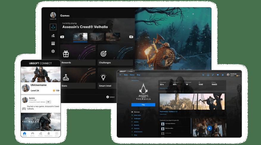 Ubisoft Connect – Plattformen