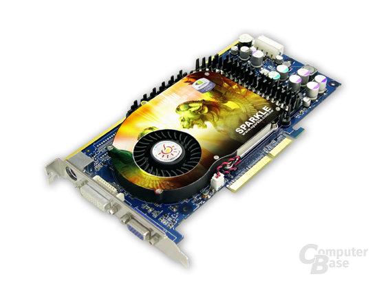 SP-AG40DT- GeForce 6800