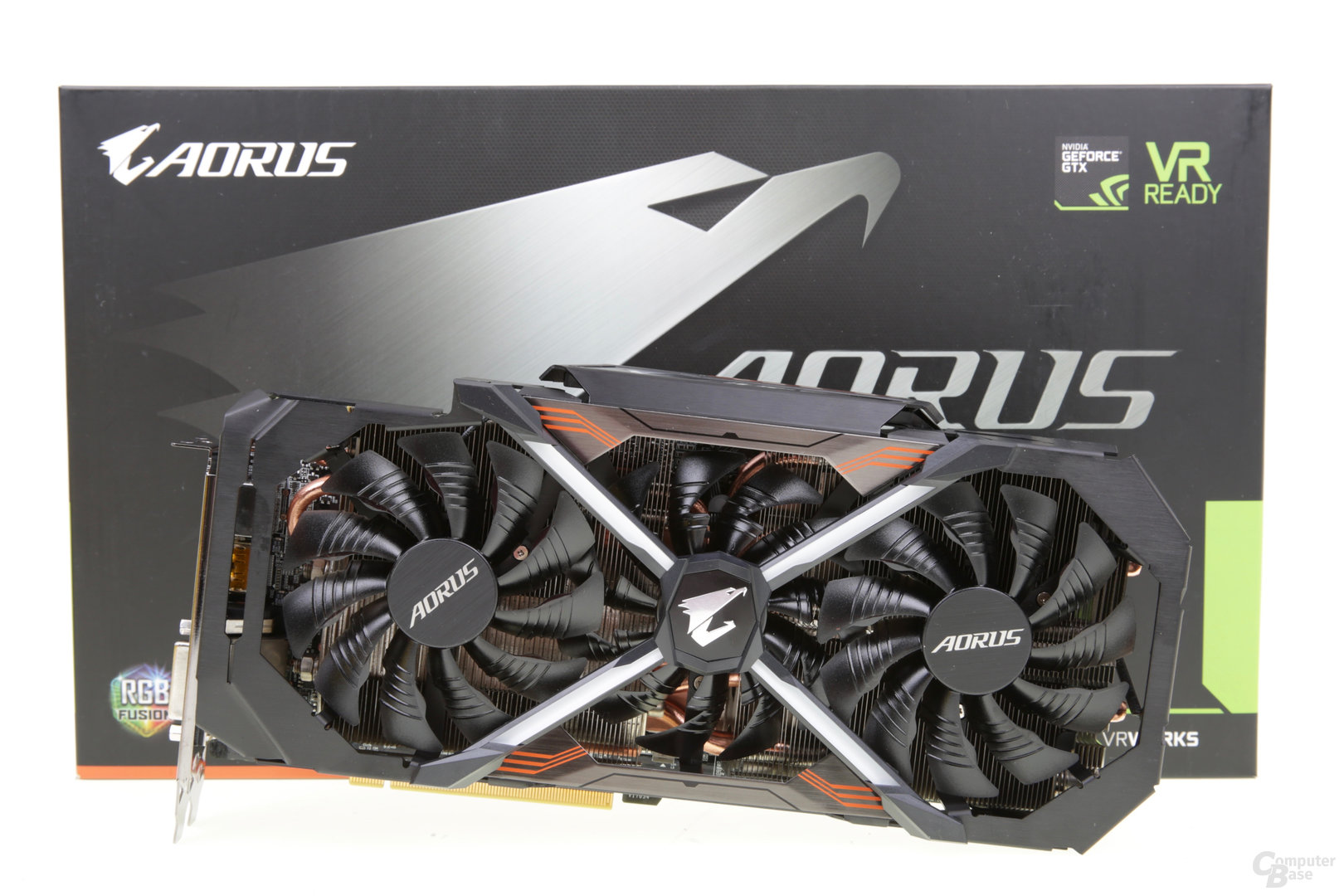Die Gigabyte Aorus GeForce GTX 1080 Ti im Test