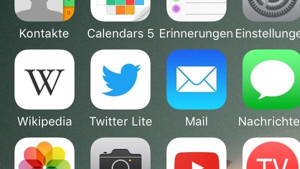 Twitter Lite: Datenschonende Twitter-Variante für Mobilgeräte