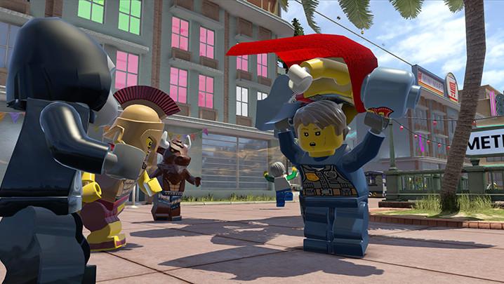 PC-Portierung: Lego City Undercover mit technischen Problemen