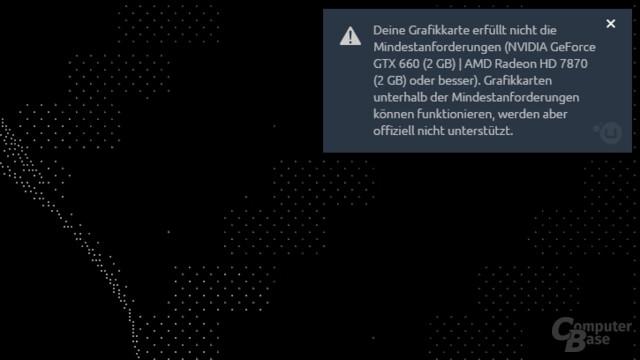 Watch Dogs 2 erkennt die GeForce GTX 1080 Ti nicht