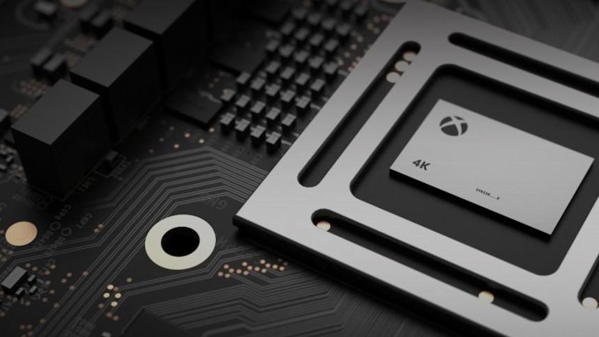 Xbox Scorpio: Mehr Details zu Hardware und Spiele-Wiedergabe