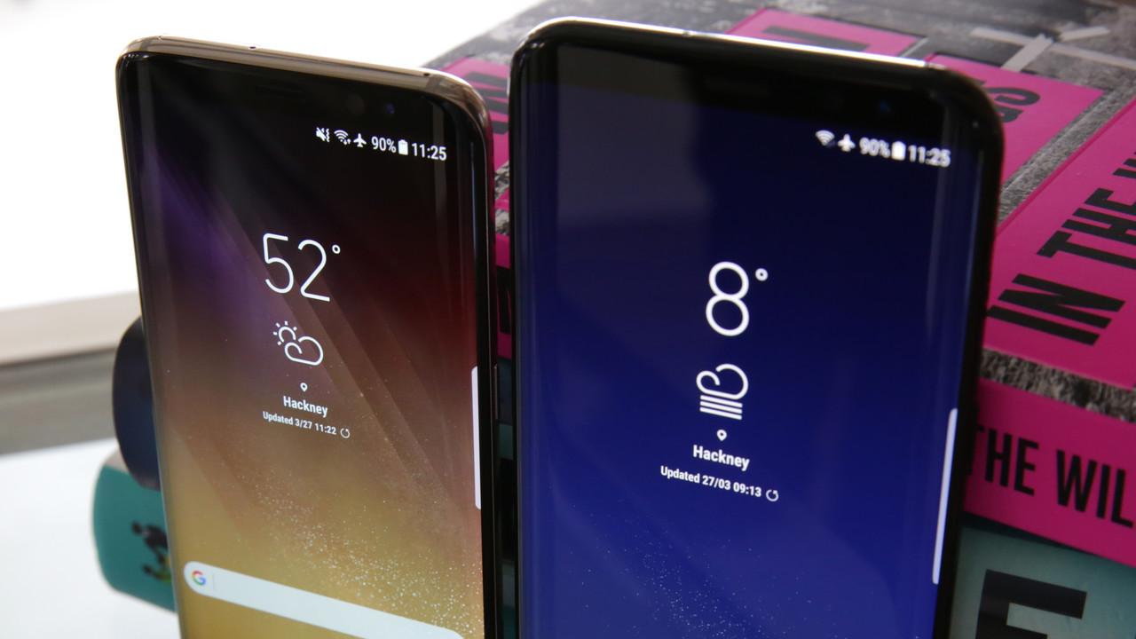 Smartphone-Test: Leserfragen zum Samsung Galaxy S8 beantwortet