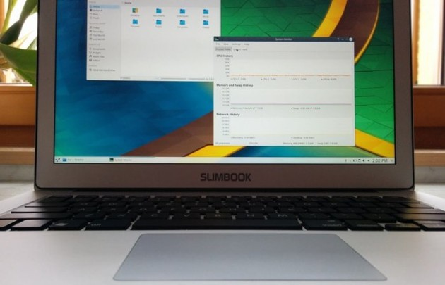 KDE-Slimbook