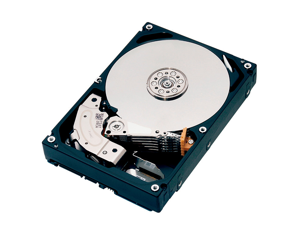 Enterprise-HDD MG05ACA mit 8 TByte