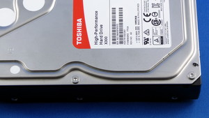 MG05ACA800: Toshibas Server‑Festplatten erreichen 8 TByte