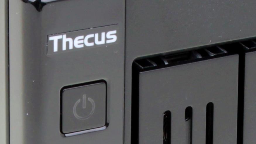 Thecus N2350: Kompaktes 2-Bay-NAS mit ARM-SoC und DDR4-RAM