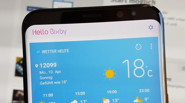 Samsung Bixby: Assistent ab viertem Quartal für Deutschland fertig