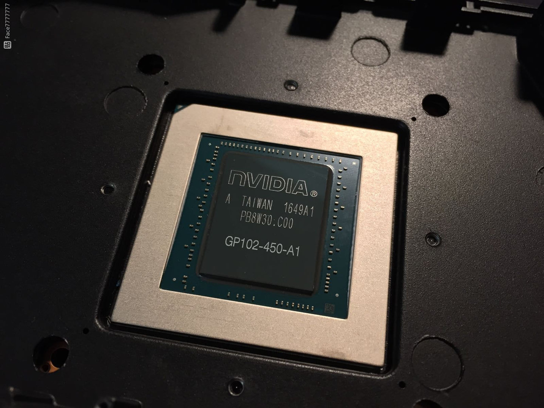 Die GPU der Titan Xp: GP102-450-A1