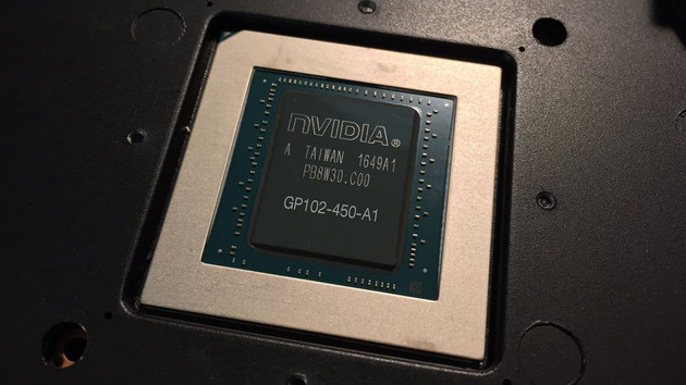 Titan XP: Leistung in Benchmarks auf Custom-GTX-1080-Ti-Niveau