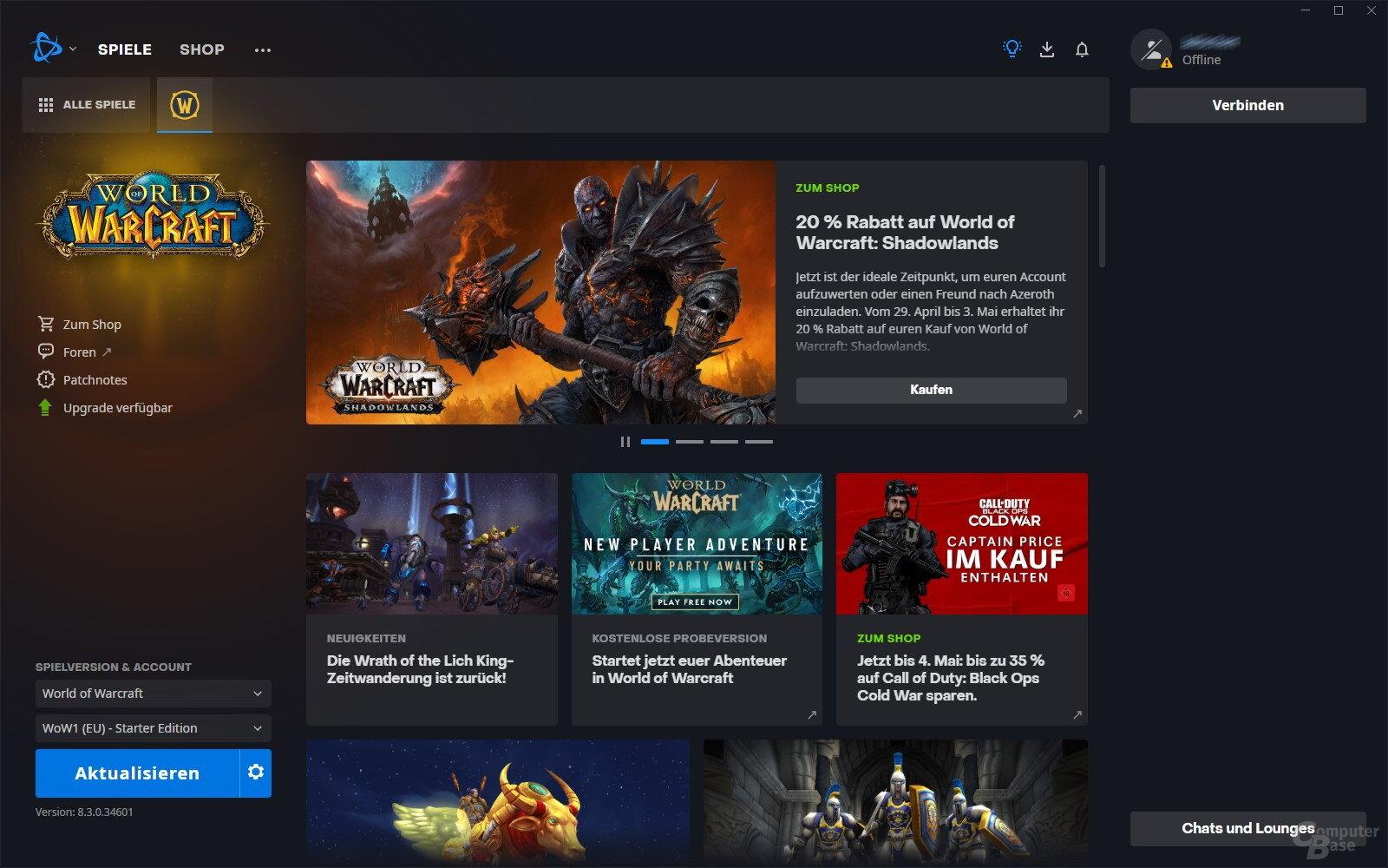 Battle.net – Spiele