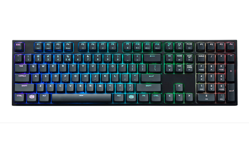 Cooler Master Masterkeys Pro L (RGB) [US-Layout]