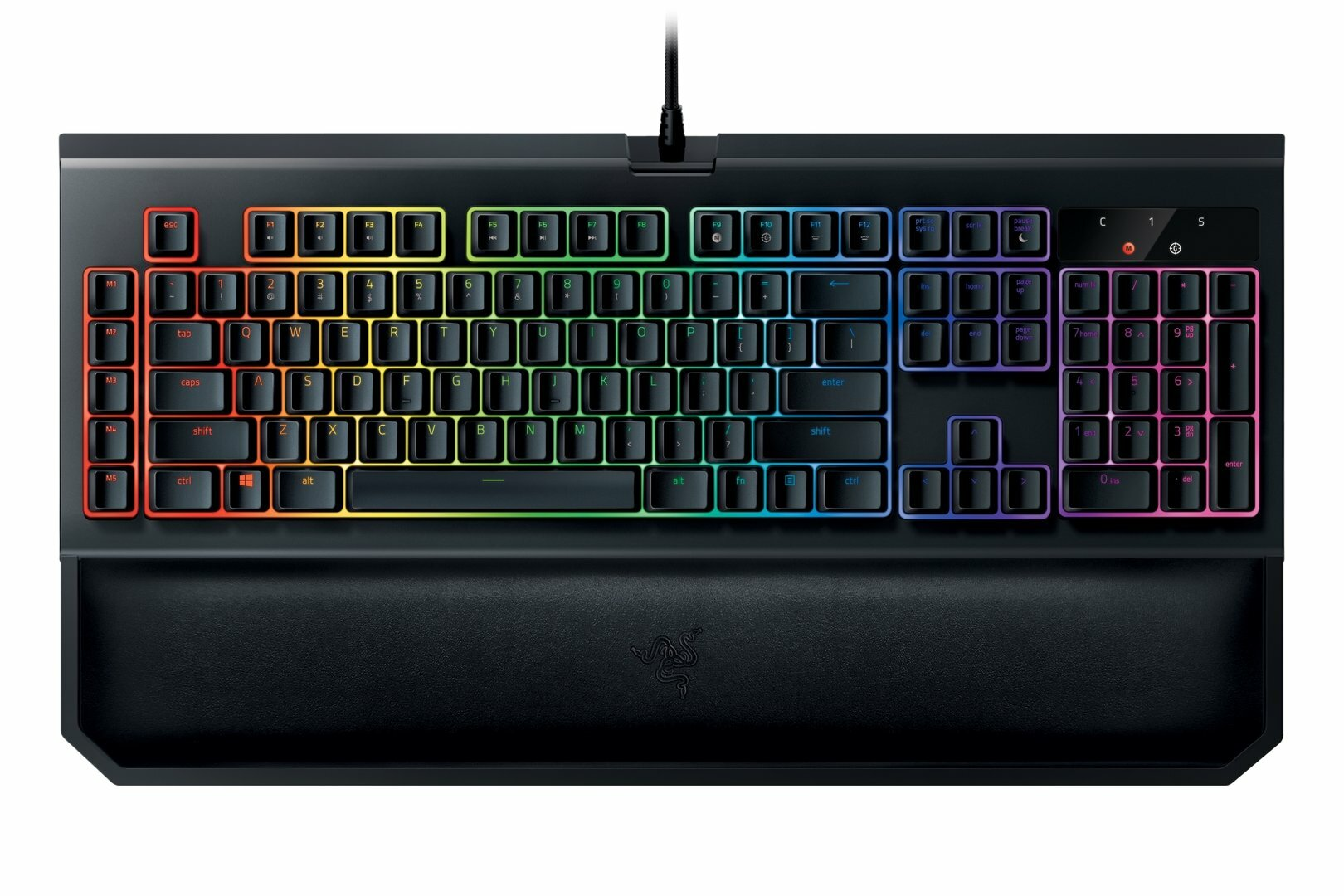 Razer BlackWidow Chroma V2 (US-Layout)