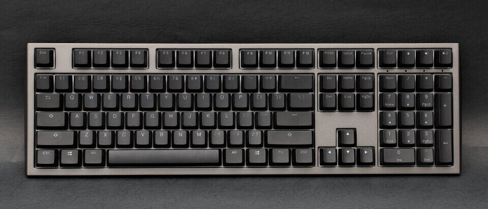 Ducky Shine 7 PBT (US-Layout)