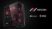 18 Jahre ComputerBase: Gaming-PC von MIFCOM, Corsair und MSI zu gewinnen