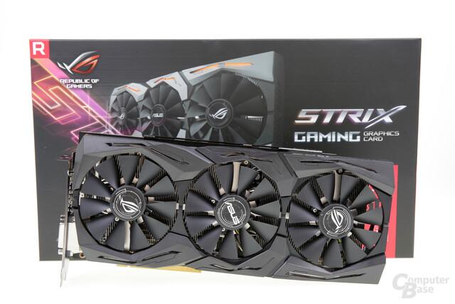 Asus Radeon RX 580 Strix OC