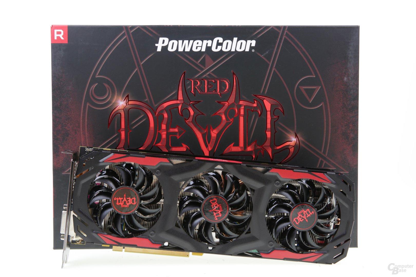 PowerColor Radeon RX 570 Red Devil