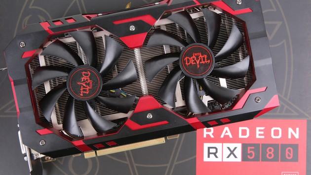 AMD Radeon RX 580 & 570 im Test: Asus, MSI, PowerColor und Sapphire im Vergleich