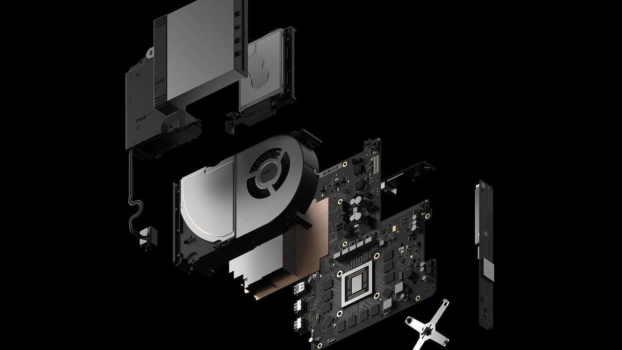 Xbox Scorpio: Variable Bildfrequenzen und FreeSync 2 bestätigt