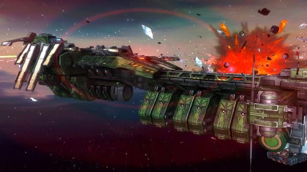 Humble Intergalactic Bundle: Ein Spiel kostenlos und viel Weltraum-Strategie