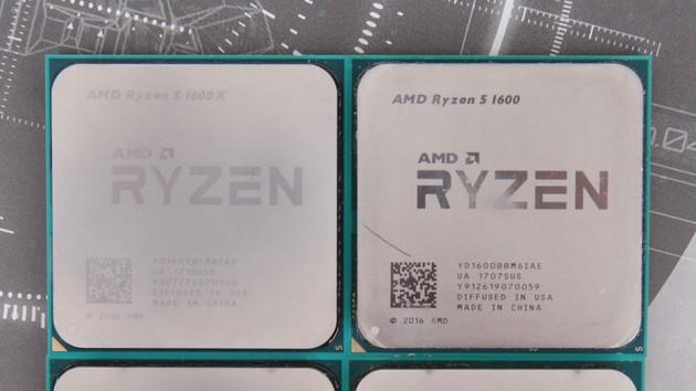 Benchmarks: AMD Ryzen 7 & 5, FX, Phenom II und APUs im Vergleich