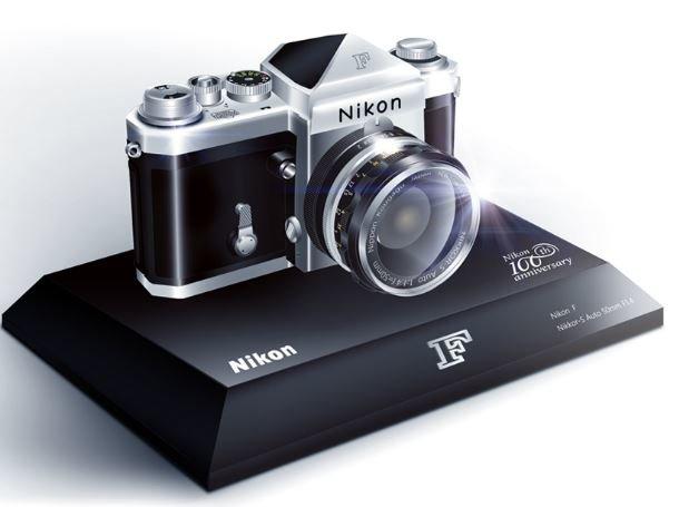 Nikon 100th Jubiläums Nikon F 1:2