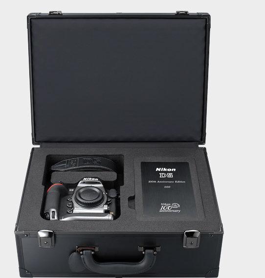 Nikon 100th Jubiläums D5